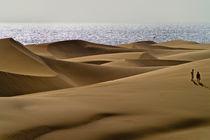 Gran Canaria Dünen von Guido-Roberto Battistella