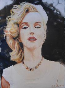 Marilyn Monroe von Christopher Kakeeto