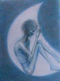 Moon womb von Chiyuky Itoga