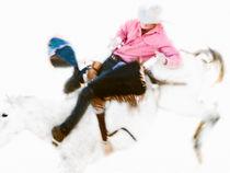 pink rodeo von Henk Bleeker