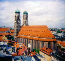 Frauenkirche Munich Bavaria Germany von Kevin W.  Smith