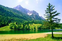 Ferchensee Bavaria Germany von Kevin W.  Smith