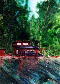 Loomis Landing by Angela Pari Dominic Chumroo