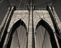 Brooklyn Bridge by Angel Figueroa