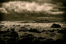 Stormy weather at Jæren by studio-toffa
