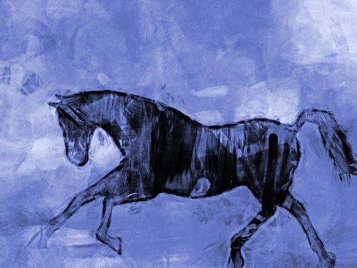 Blauer-springer