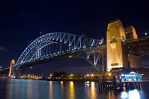 Sydney Harbour Bridge by Darren Martin