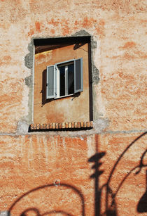 Window 3, Rome, Italy by Katia Boitsova-Hošek