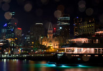 night Sydney by janna-bantan