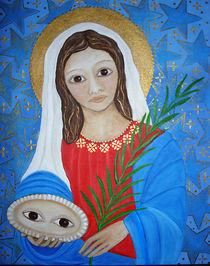 Santa Luzia by Maria Matheus