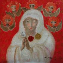 Rosa Mistica von Maria Matheus