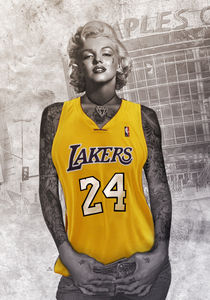 Marilyn-monroe-edition-staples-center