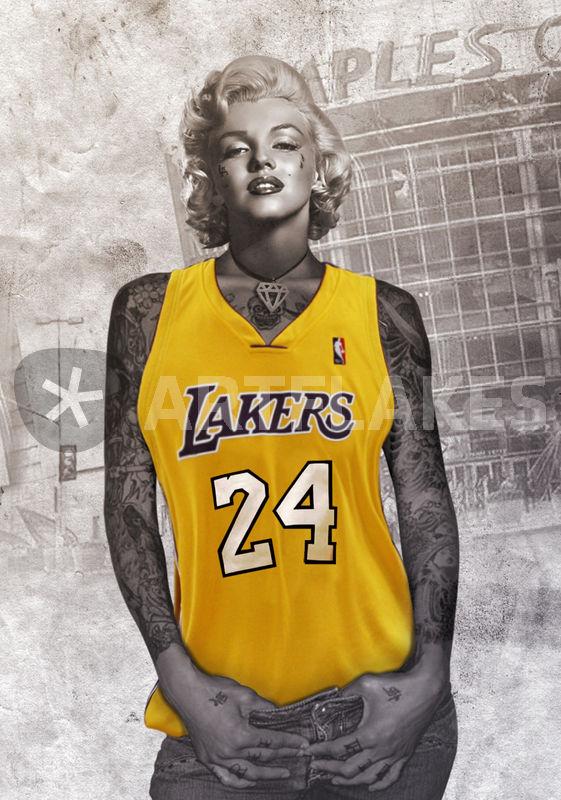 Marilyn Monroe\