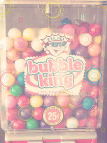 Bubble Gum Pop by Kat Finn
