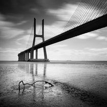 Vasco da Gama Bridge #02 von Nina Papiorek