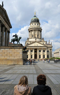 Gendarmenmarkt Berlin by Matthias Hauser