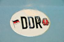 DDR Sticker by Matthias Hauser