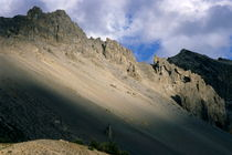 La Casse Deserte near the top of Izoard pass by Sami Sarkis Photography