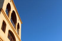 Arabisches Gebäude #2 by © Ivonne Wentzler