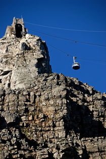Table Mountain Cable car von Sami Sarkis Photography