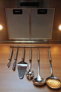 Cooking utensils von Sami Sarkis Photography