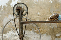 Bicycle based mechanism von Sami Sarkis Photography