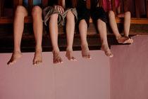 Four children (7-14) on mezzanine by Sami Sarkis Photography