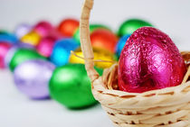 Easter eggs by Sami Sarkis Photography