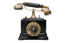Antique dial telephone by Sami Sarkis Photography