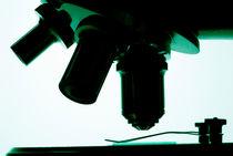 Microscope lenses von Sami Sarkis Photography