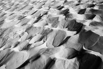Ripples in the sand of the Great Dune of Pyla von Sami Sarkis Photography