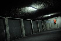 Underground garage von Sami Sarkis Photography