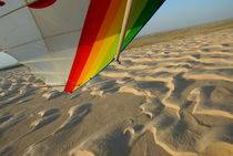 Sahara Desert seen from hang glider by Sami Sarkis Photography