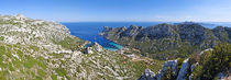 Calanques de Sormiou creek by Sami Sarkis Photography