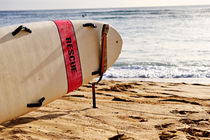 Rescue Surfboard von Sami Sarkis Photography