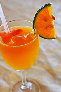 Vodka orange cocktail by Sami Sarkis Photography