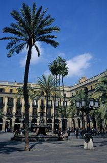 Plaza Real von Sami Sarkis Photography