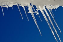 Icicles von Sami Sarkis Photography