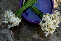 Bouquet of flowers von Sami Sarkis Photography