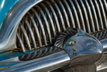 Classic American car bumper in Vinales by Sami Sarkis Photography