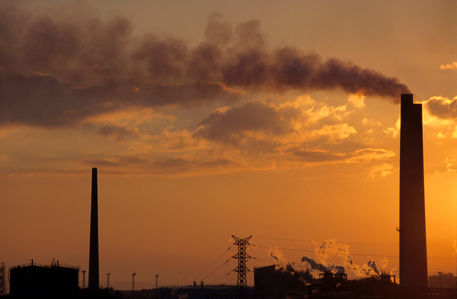 Rf-berre-chimney-industrial-smokestack-sunset-idy019