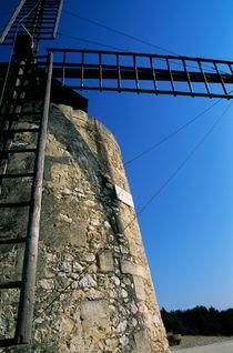 Alphonse Daudet Windmill by Sami Sarkis Photography