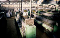Interior of a textile factory by Sami Sarkis Photography