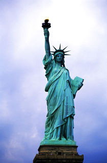Statue of Liberty by Sami Sarkis Photography
