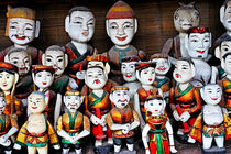 Vietnamese craft statues by Sami Sarkis Photography