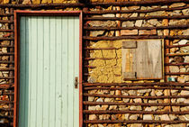 Door and facade of traditional house by Sami Sarkis Photography