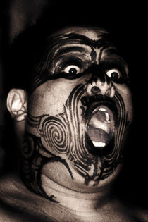 The Haka by Graeme Pettit