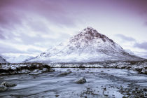 Buachaille Etive Mor by Derek Beattie