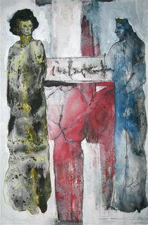 Lear und seine Tochter G. 2012 by Edgar Piel