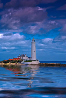 St Mary's Lighthouse von John Ellis